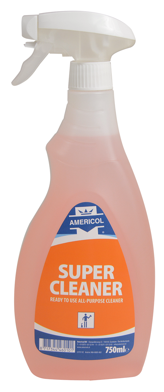 908 SUPERCLEANER 750ML